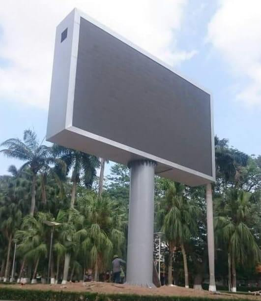 màn hình led tại quảng cáo hg